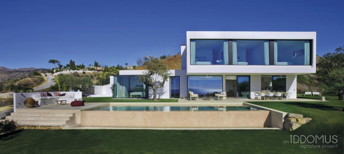 Marbella and costa del sol property photos galleries of for Modern houses in spain
